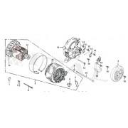 AVR LC6500DC DİZEL 7500 MONOFAZE