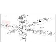 BİLYA PİSTON ORAC CG BG 430 520 10X13,75X15,7